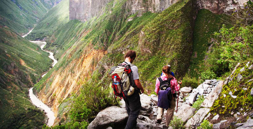 Caminata Cañon del Colca