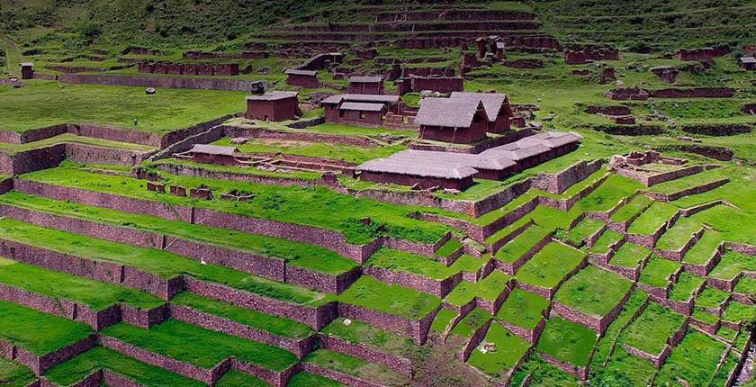 Huchuy Cusco Trek 3 dias