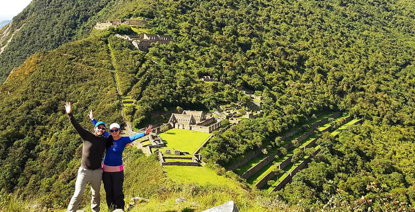Choquequirao Trek Tours 4 dias