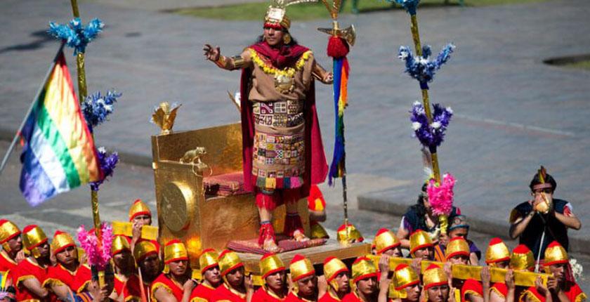 Fiesta del Sol en Cusco full day