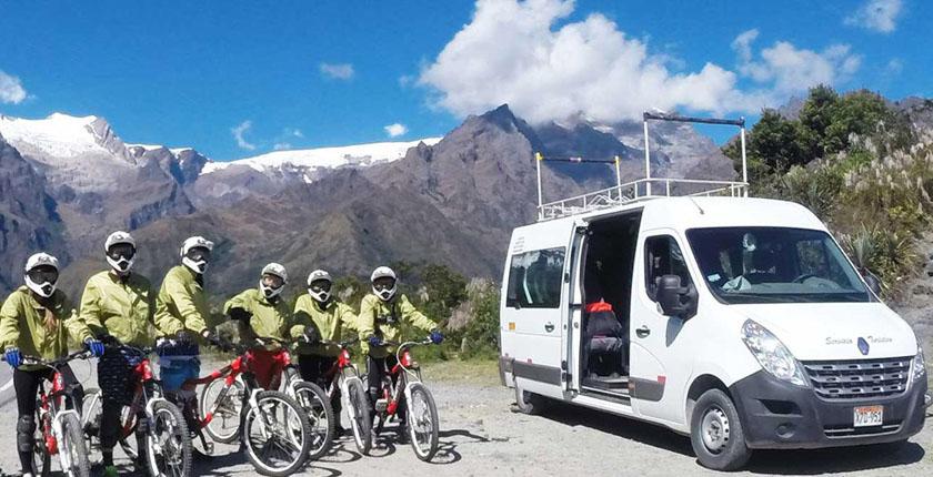 Tour Inca Jungle