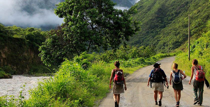 Inca Jungle Tours Machu Picchu
