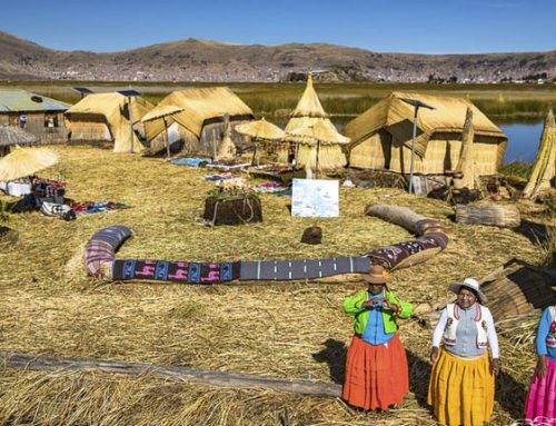 Tour Lago Titicaca full day