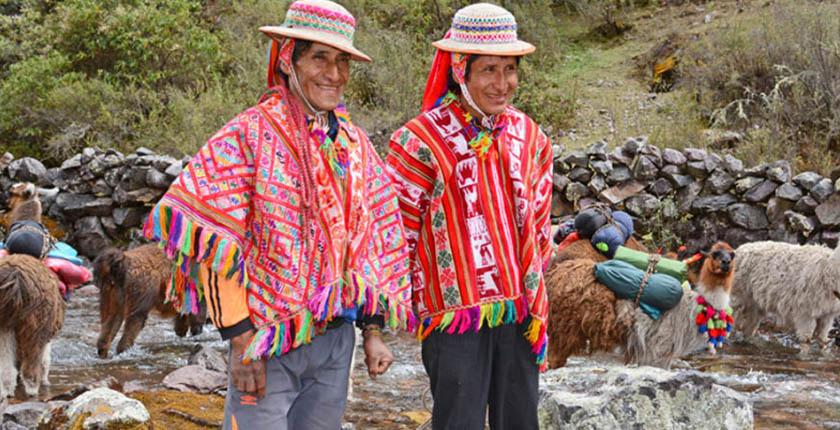 Lares Tour a Machu Picchu 4 dias