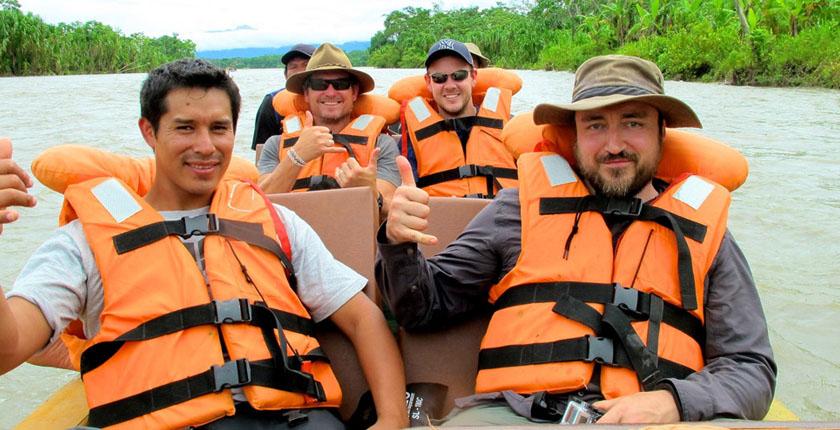 Tours selva Manu Peru