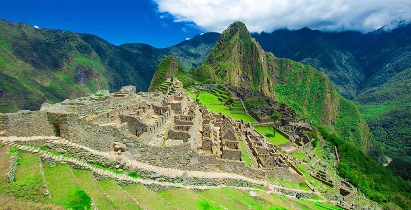 Machu Picchu y Cusco 5 dias