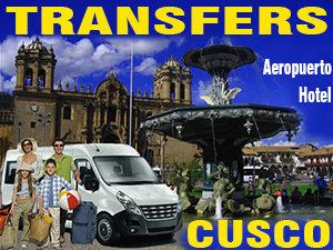 transfers aeropuerto hotel cusco
