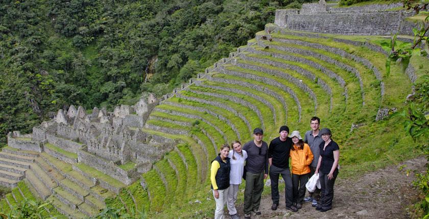Camino Inca 2 dias 1 noche