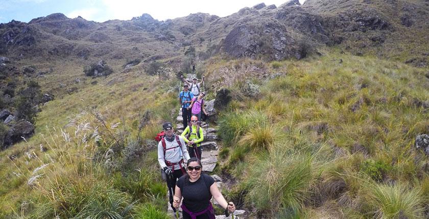 Camino Inca 4 dias