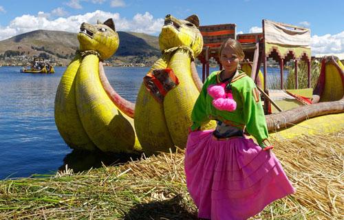 Lago Titicaca 1 dia